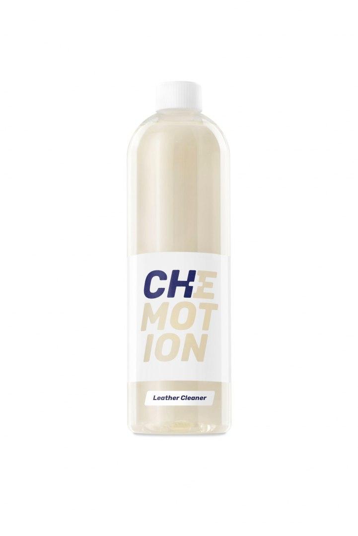 CHEMOTION Leather Cleaner 0,5L (Czyszczenie skóry) - GRUBYGARAGE - Sklep Tuningowy